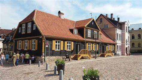 Kuldīgas vecais rātsnams - Gada labākā būve Latvijā