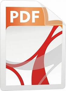 Pdf Icon Free Vector In Open Office Drawing Svg    Svg