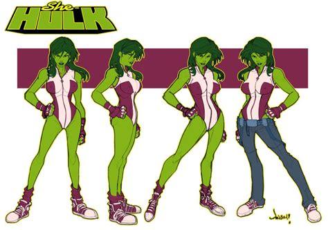 hulk model sheet  jonboy  deviantart
