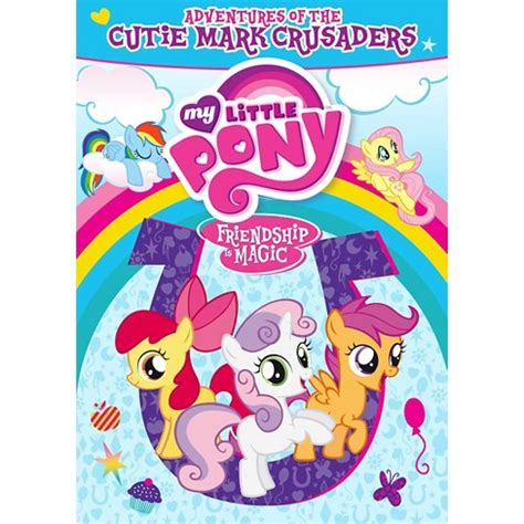 fim christmas store my pony friendship is magic adventures of the cutie crusaders target