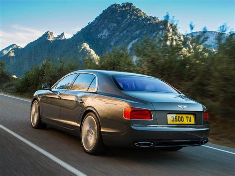 bentley continental flying spur car  catalog