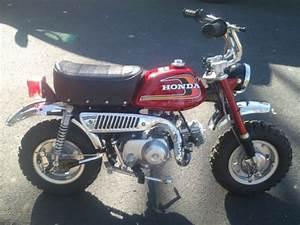 1975 Z50 K5 Wonderful Specimen Vintage Mintrail Honda
