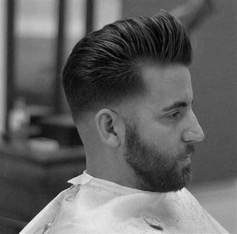 mens medium hairstyles  thick hair manly cut ideas