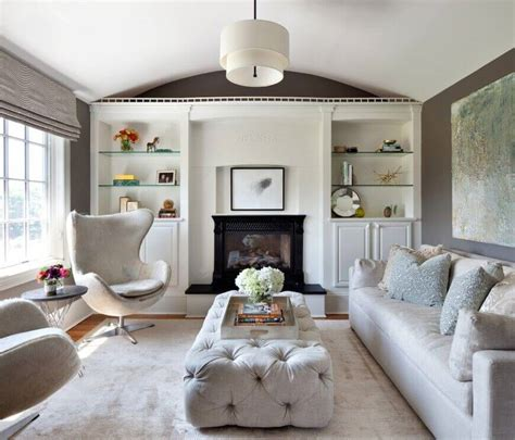 small rectangular ottoman coffee table 25 cozy living room tips and ideas for small and big