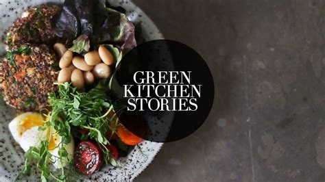 green kitchen storeis spinach quinoa patties green kitchen stories 1439