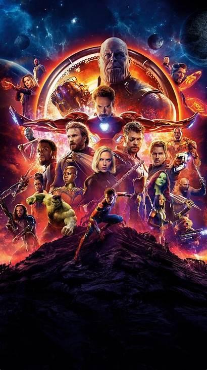 Avengers Phone Wallpapers Wallpaperaccess Infinity War Backgrounds