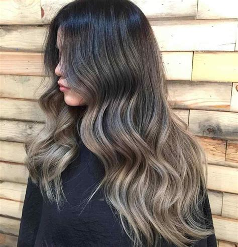Brune Meche Balayage Blond Sur Brune Comment R 233 Ussir Cette Technique De Coloration
