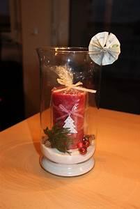 Kerze In Glas : weihnachtskerze im glas geldgeschenk ideen ~ Sanjose-hotels-ca.com Haus und Dekorationen