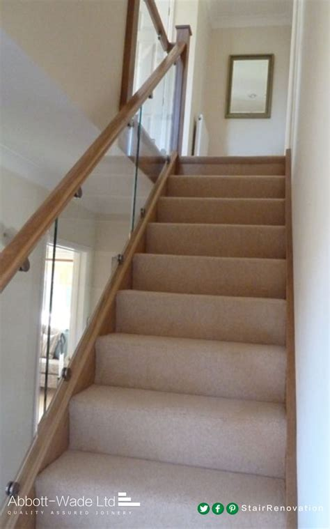 Glass Banisters For Stairs by 25 Best Bannister Ideas On Banisters