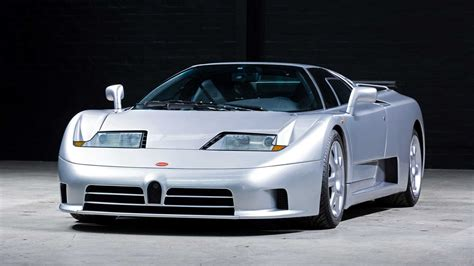 Exterior this section needs more content. 1992 Bugatti EB110 Super Sport: Supercar Sunday