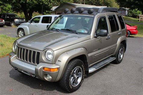 green jeep liberty renegade 2007 jeep liberty renegade in green lane pa shellaway