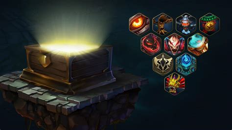 Snag Mystery Icons And Mystery Wards League Of Legends