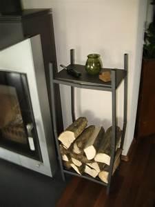 Gartenschrank Für Den Außenbereich : kaminholzregale aus metall f r den innen und au enbereich ~ Michelbontemps.com Haus und Dekorationen