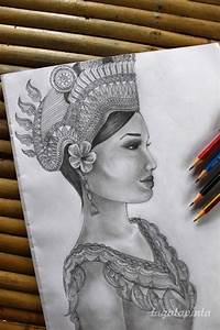 Apsara dance. | Drawing | Pinterest | Dance
