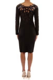 joseph ribkoff holiday black dress from toronto by nina brie shoptiques