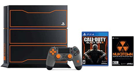 limited edition call  duty black ops iii ps bundle