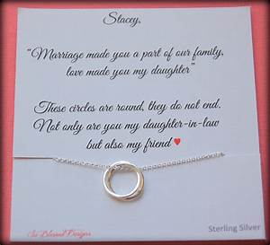 daughter in law gift from mother in law gift by With gift for daughter in law on wedding day