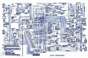 1959 Chevrolet Passenger Wiring Diagram