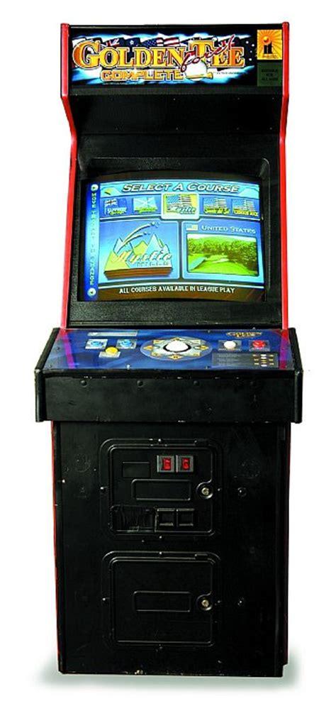 golden tee golf arcade game rentals nyc  york nj philly baltimore washington dc