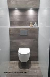 Wc Suspendu Castorama : meuble wc castorama with wc suspendu of meuble wc ikea ~ Melissatoandfro.com Idées de Décoration