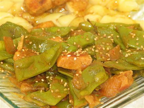 cuisiner des haricots plats comment cuisiner haricot coco plat
