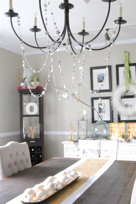 christmas home  holiday decorating ideas lemonade