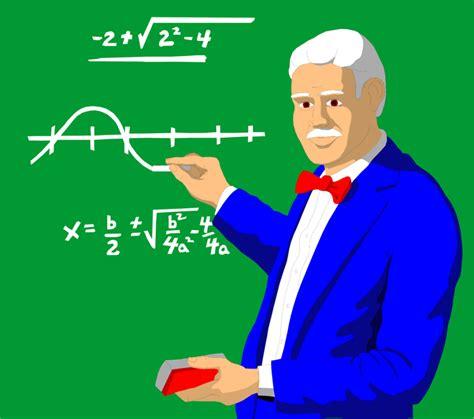 best math teacher clipart 24823 clipartion com