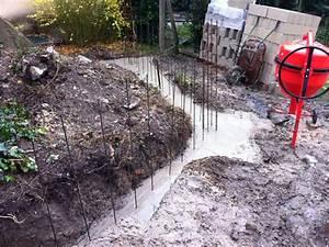 Fondation Mur Parpaing : ferraille pour fondation ferraille pour fondation mur de ~ Premium-room.com Idées de Décoration