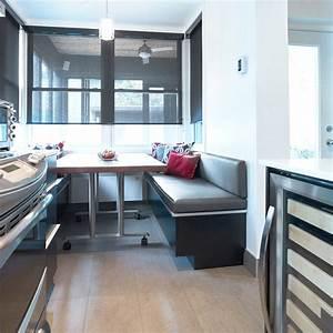 Banquette De Cuisine : cuisine avec banquette download image chaise cuisine ~ Premium-room.com Idées de Décoration