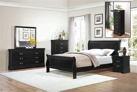 homelegance mayville bedroom set black bk bedroom