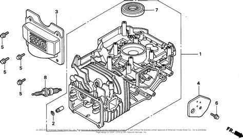 Honda Engines Gcv Engine Jpn Vin Gjae