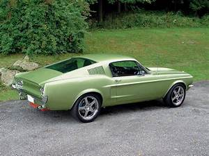 1968 FORD MUSTANG CUSTOM FASTBACK - 20145