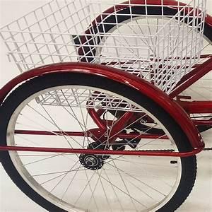 Fahrrad 4 Räder : dreirad erwachsene 6 gang 3 r der fahrr der senioren ~ Kayakingforconservation.com Haus und Dekorationen