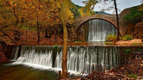 Paleokaria Bridge Bing Wallpaper Download