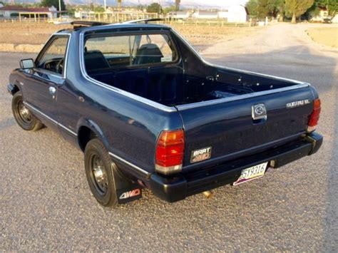 auto air conditioning repair 1986 subaru leone interior lighting 1986 subaru brat runs well excellent body paint and interior cold ac