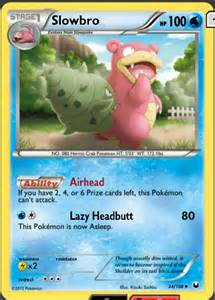 THE WORST POKEMON CARD EVER MADE