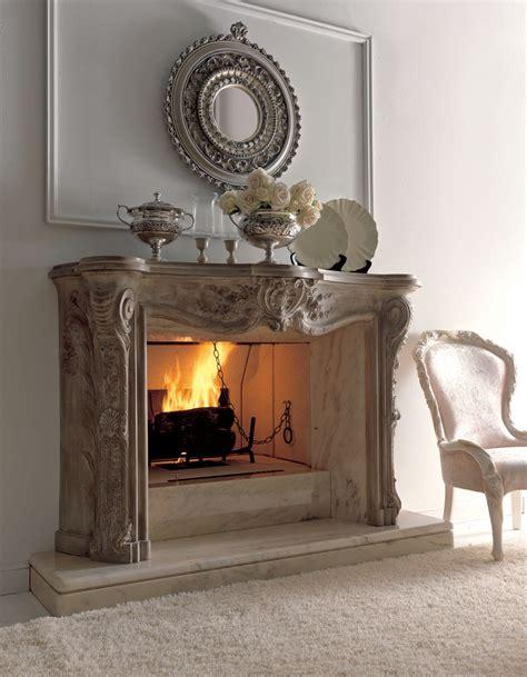 luxury fireplaces  classic living room  savio firmino