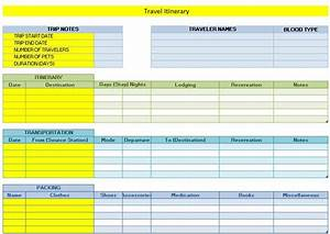 30 itinerary templates travel vacation trip flight With flight schedule template