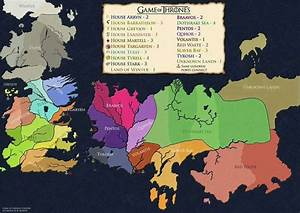 Game of Thrones House Territories | My Inner Nerd Is ...