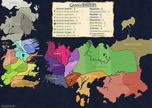 Game of Thrones House Territories | My Inner Nerd Is ...