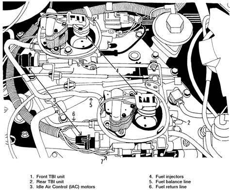 Repair Guides Fuel System Twin Throttle Body
