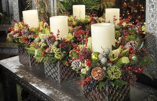 simple yet beautiful centrepieces for home