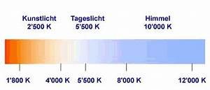 Kelvin Licht Tabelle : lichtfarbe ~ Orissabook.com Haus und Dekorationen