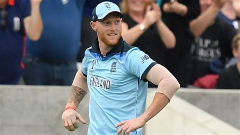 Ben Stokes World Cup Catch