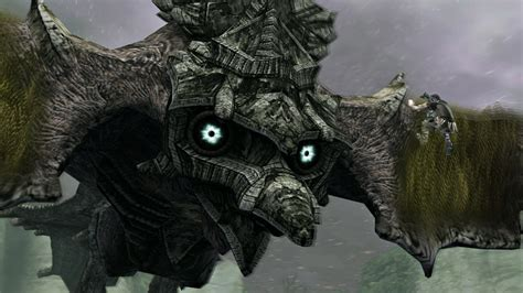 Quinto Coloso Avion Shadow Of The Colossus Pc Youtube