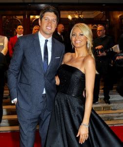 Tess Daly hints marriage survived thanks to