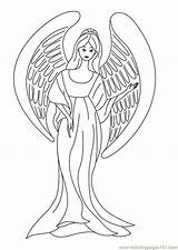 Coloring Angel Pages Printable Sheets Angels Adult Anime Azcoloring Christmas Books Sheet Drawing Gothic Popular Templates Peoples Para Dibujos Coloringpages101 sketch template