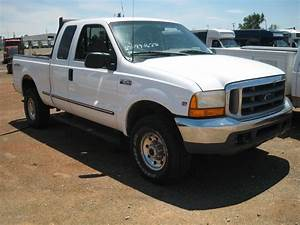 1999 Ford F250 Xlt Super Duty 4dr  Ext Cab  4x4