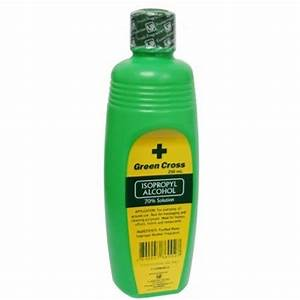 Green Cross Isopropyl Alcohol 70% Solution 500ml from ...