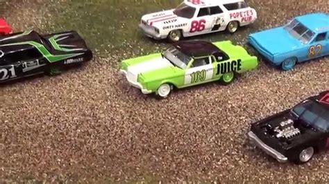 Johnny Lightning Demolition Derby Cars